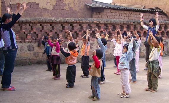 Førskoler i marginaliserte lokalsamfunn