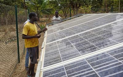 Fornybar energi for bygdemsafunn