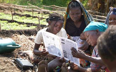 Leseferdigheter for småbønder viktig
