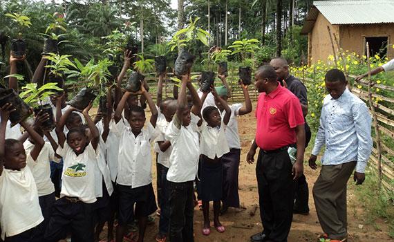 HPP Congo anerkjent for miljøarbeide