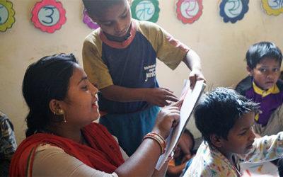 UFF utdanner en ny type lærere i India
