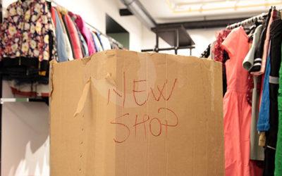 UFF åpner ny butikk