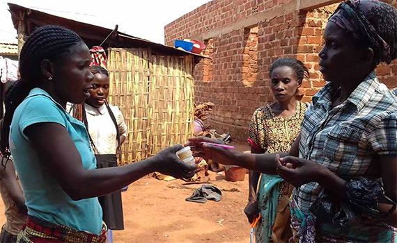Tuberkulose blant gruvearbeidere i Kongo