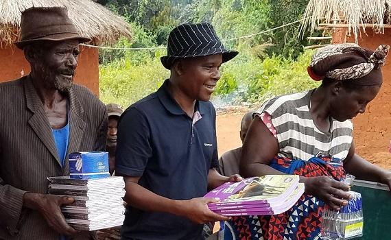 UFF bidrar til utvikling på landsbygda i Angola