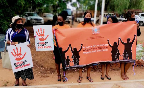 Kampen mot kjønnsbasert vold